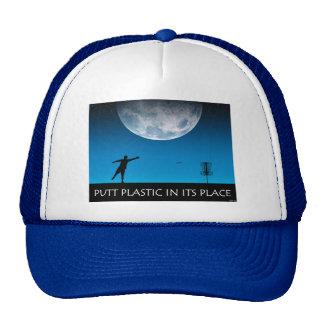 Putt Plastic In Its Place Cap
