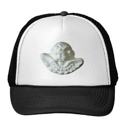 Putte putto angel fishing rod hat