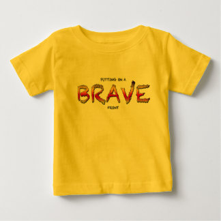 Putting on a BRAVE Front Youth Top