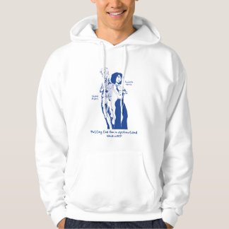 """""""Putting the fun in dysfunctional"""" hoodie"""