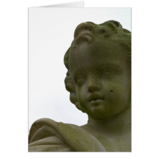 Putto Greeting Card