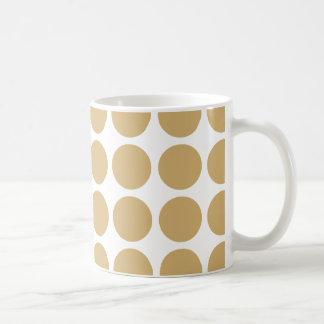 Putty Neutral Dots Mug