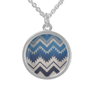 Puuk (Fog) Sterling Silver Necklace