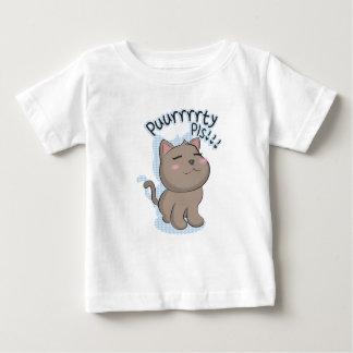Puurrrrty Pls (Pet Me Plz) Baby T-Shirt