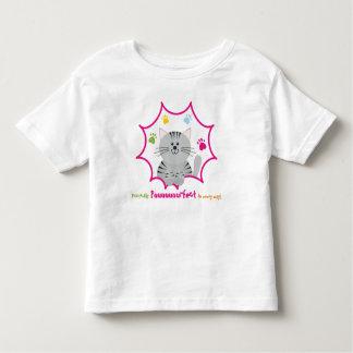 Puuuuuuurfect Toddler Cat T-Shirt