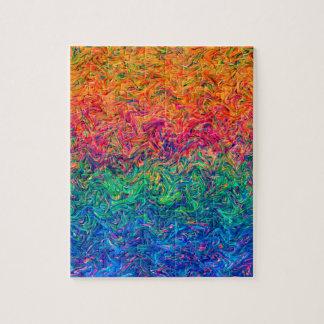 Puzzle Fluid Colors
