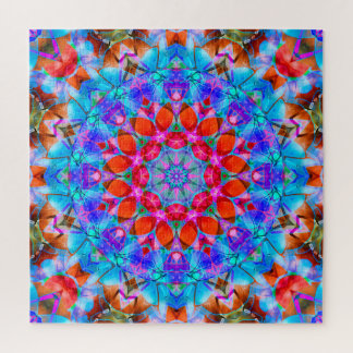 Puzzle kaleidoscope Diamond Flower G408