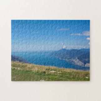 Puzzle Lake Garda