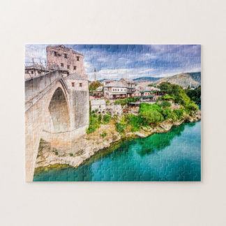 Puzzle -Mostar