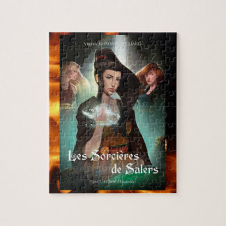 Puzzle of the Witches of Salers Volume 2