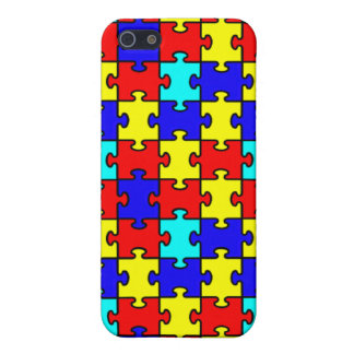 puzzle piece iphone cover case for iPhone 5/5S