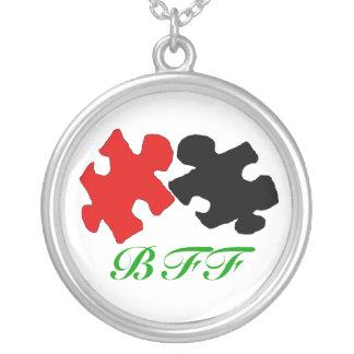 Puzzle Pieces BBF Necklace