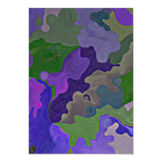 puzzle pieces invite