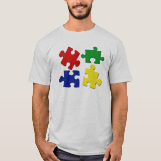 Puzzle Pieces Shirt