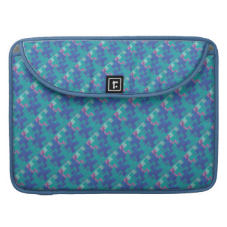 Puzzle Pieces TBV Laptop Computer Sleeve Sleeves For MacBook Pro