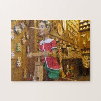 Puzzle--Pinocchio Doll Jigsaw Puzzles