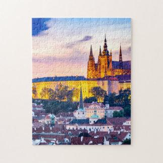 Puzzle Prague