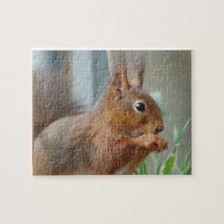 Puzzle squirrel Squirrel Écureuil by GLINEUR