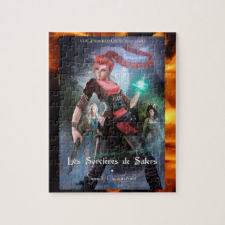 Puzzle the Witches of Salers Volume 3