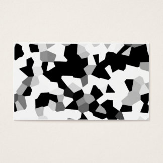 Puzzled business card