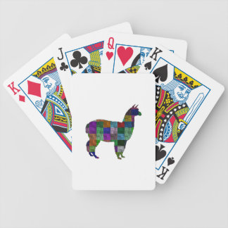 Puzzled One Bicycle Playing Cards