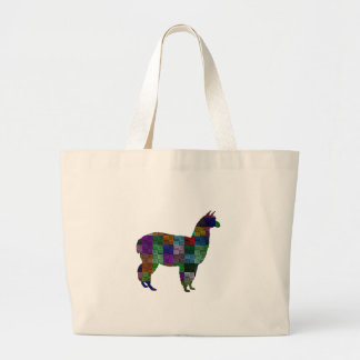 Puzzled One Large Tote Bag