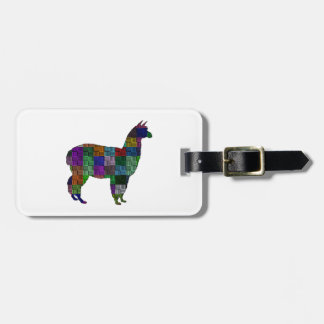 Puzzled One Luggage Tag