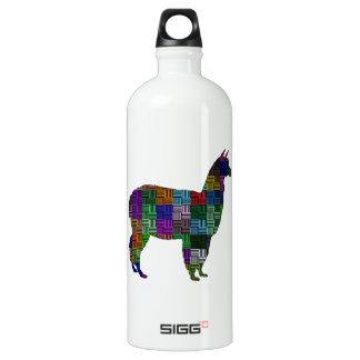Puzzled One Water Bottle