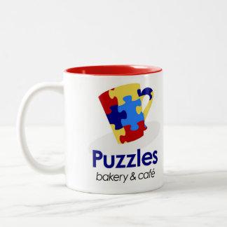 Puzzles Mug