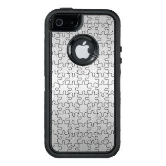 Puzzling OtterBox Defender iPhone Case