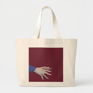 PVRIS Darling Don't Be So Shy Merch Large Tote Bag
