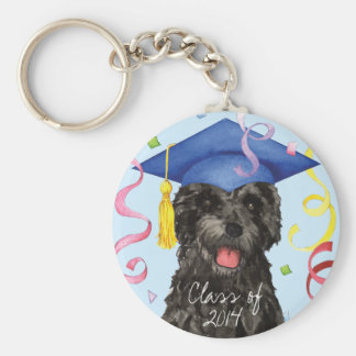 PWD Graduate Key Ring