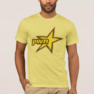Pwn Star - PwnStar -  Leet Gamers T Shirt