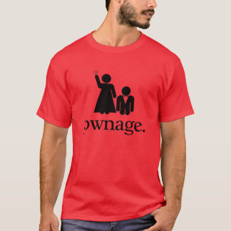 Pwnage (dark shirts) T-Shirt