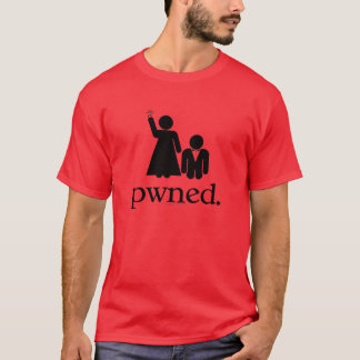 Pwned (dark shirts) T-Shirt