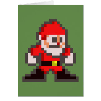 PXL Santa Mega Card