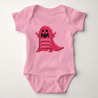 PXL T-Rex (Pk) Baby Bodysuit