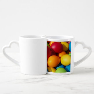 py easter, decoration, greeting card, easter eggs, coffee mug set