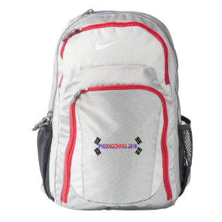 PyeongChang 2018, South Korean, Backpack