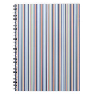 Pyjama Stripe Notebook
