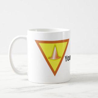 Pylons Coffee Mug