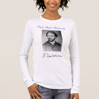 PYOTR ILYICH TCHAIKOVSKY LONG SLEEVE T-Shirt