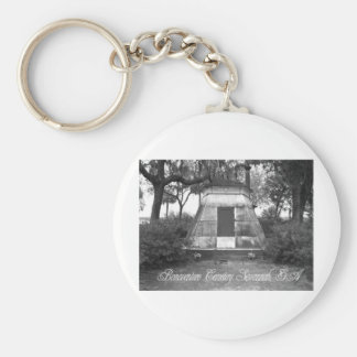 PYRAMID AT BONAVENTURE CEMETERY SAVANNAH KEY RING