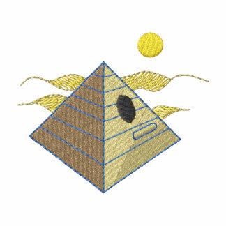 Pyramid Birdhouse Polo Shirts