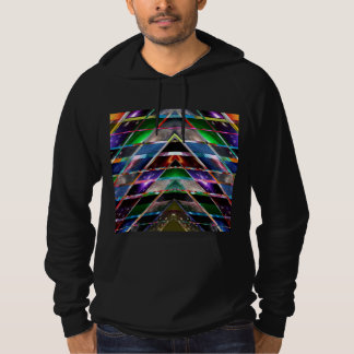 PYRAMID  - Enjoy Healing Energy Spectrum Hoodie