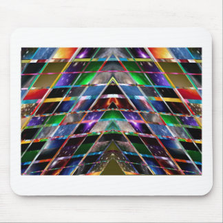 PYRAMID  - Enjoy Healing Energy Spectrum Mousepads