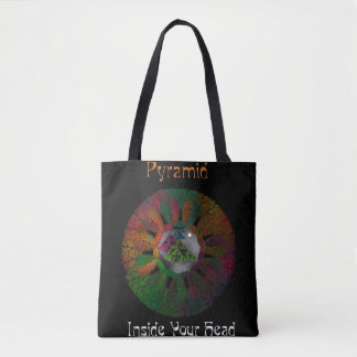 Pyramid - Inside Your Head - Tour Edition Tote Bag