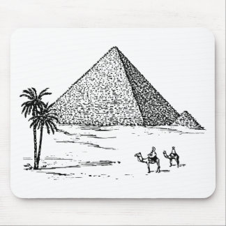 Pyramid Mouse Pad