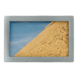 Pyramid of Khafre (Chephren), Giza Rectangular Belt Buckles