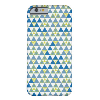 "Pyramid pattern ""UROKO "" Barely There iPhone 6 Case"